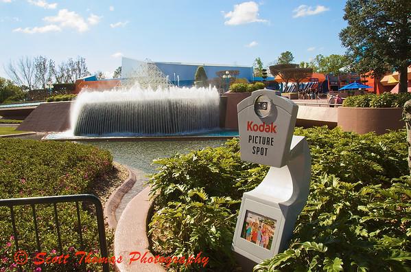 Journey into Imagination Kodak Picture Spot