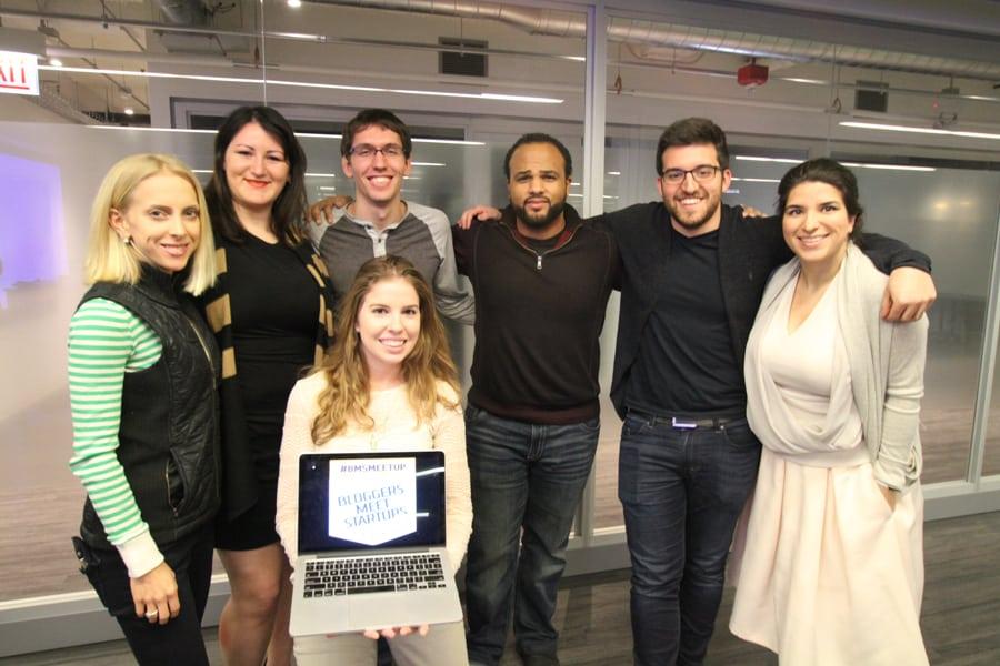 February #BMSmeetup Recap – Bloggers Meet Startups
