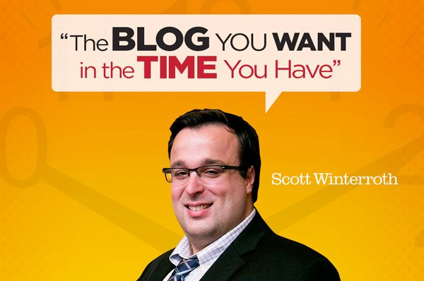 The Blog You Want Podcast