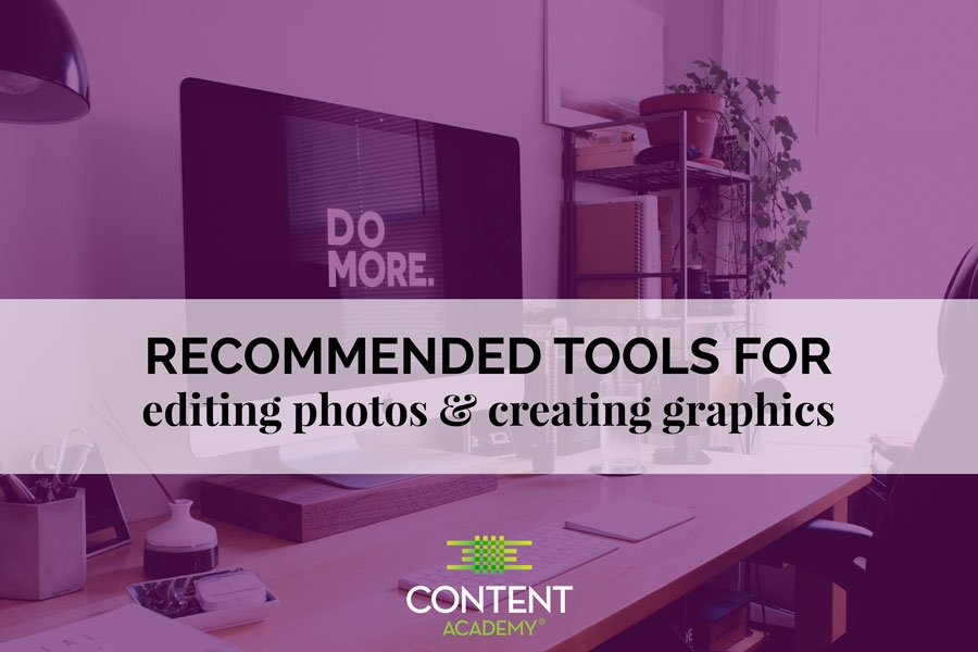 Tools for editing your blog photos and graphics