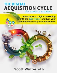 New Book! The Digital Acquisition Cycle for Content Creators