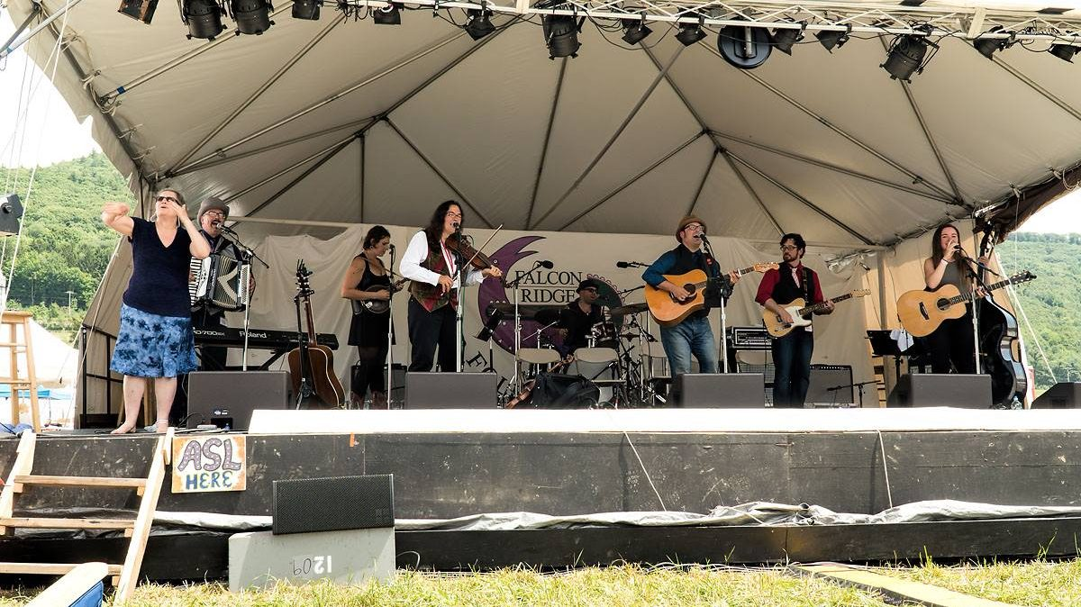 Falcon Ridge Folk Festival - Most Wanted 2016