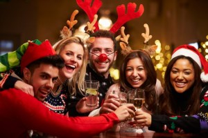 the Best Holiday Party entertainment