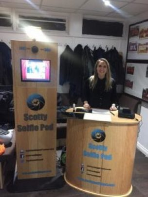 Selfie Pod & Photobooth, Casino Night, Events, Hire, Scotty Fun Casino, Essex, London