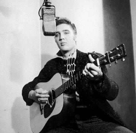 Image result for elvis presley December 1, 1955