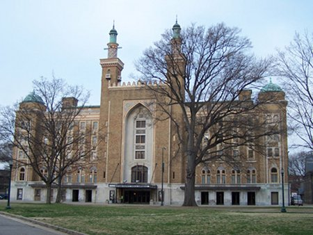 Image result for pictures of the Mosque in Richmond Virginia