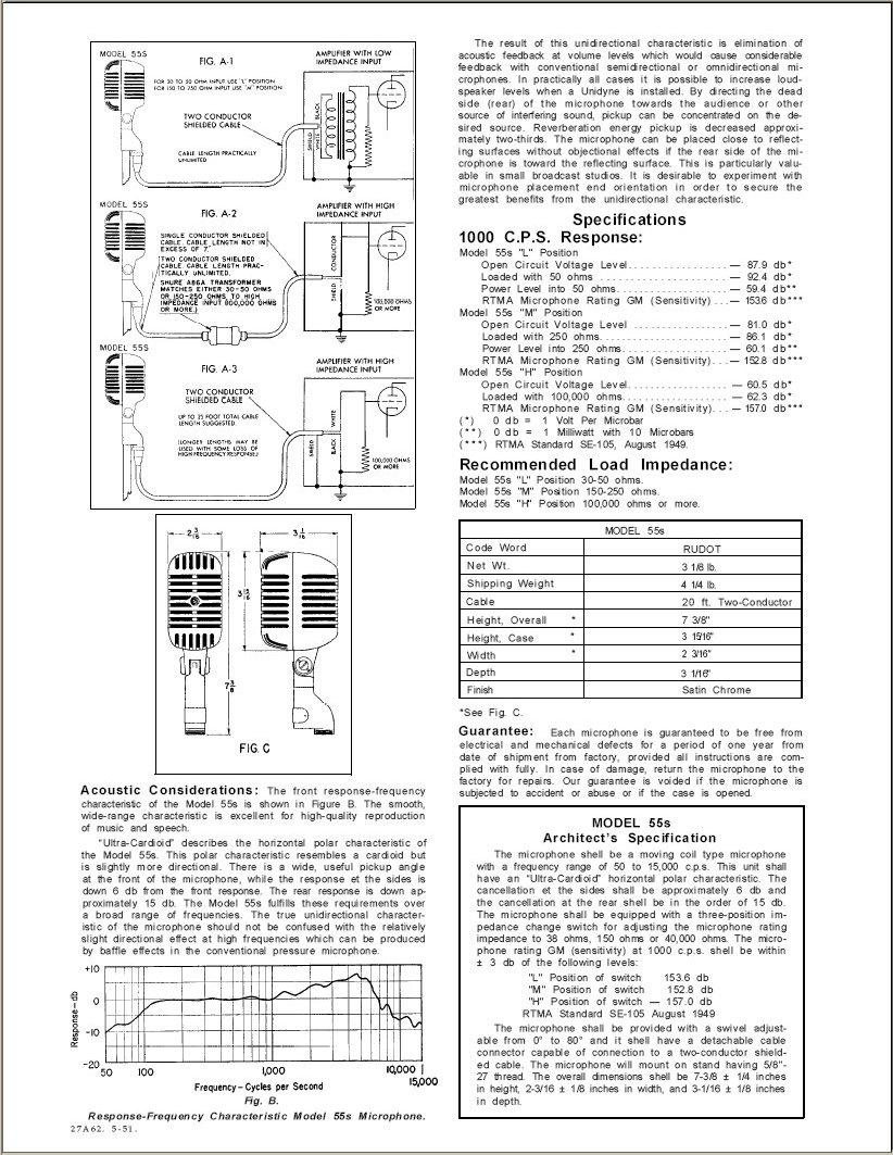 medium resolution of shure 55s mic wiring auto electrical wiring diagram u2022 rh 6weeks co uk