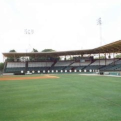 Folding Metal Chairs Unfinished Dining With Upholstered Seats Scotty Moore - Fleming Stadium Wilson, Nc