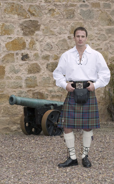 Casual Kilt Outfits by Scotweb