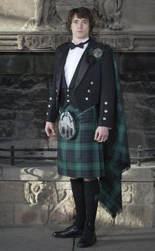 Prince Charlie Kilt Outfits by Scotweb