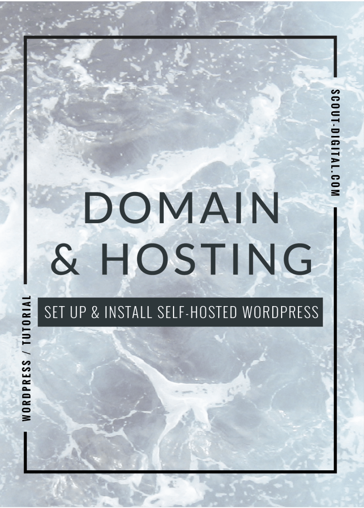 Set Up Your Domain and Hosting