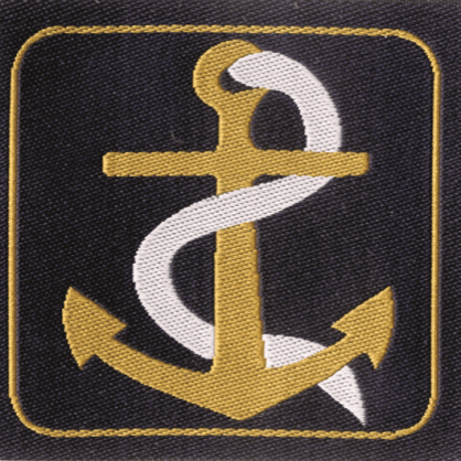 Distintivo di competenza EG Skipper