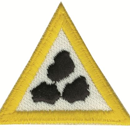 Distintivi di Sestiglia per lupetti e coccinelle