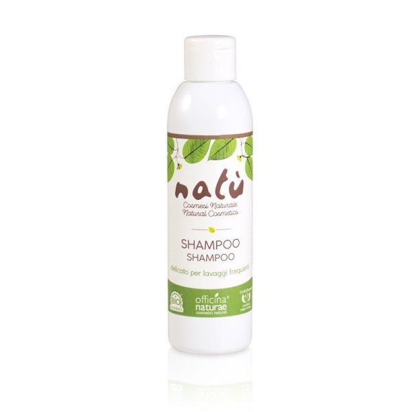 natu shampoo delicato