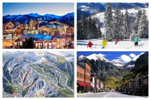 General Information about Popular CO Ski Towns