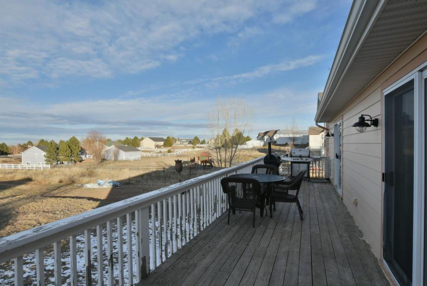 Gorgeous Walkout Ranch Home in-large-041-13-Deck-1500x1000-72dpi