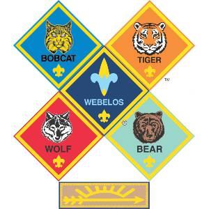 Cub Scout Den Logos
