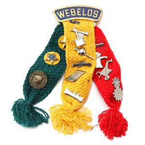 Webelos Rank Colors