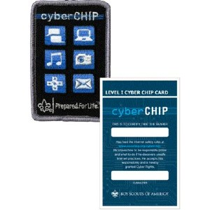 Cub Scout Cyber Chip