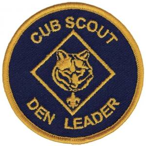 Den Leader Badge