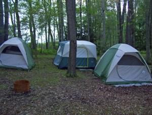 Local Camping Trip