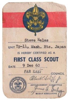 National Scouting Museum Far East Memorabilia