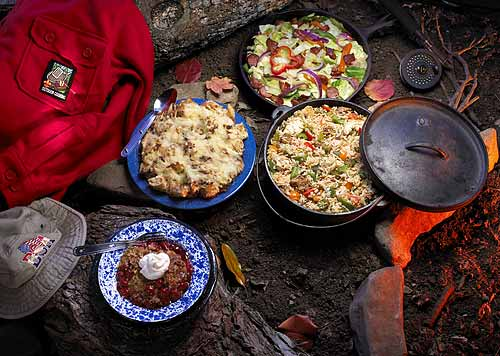 Winning Recipes For Campfire Cuisine Scouting Magazine