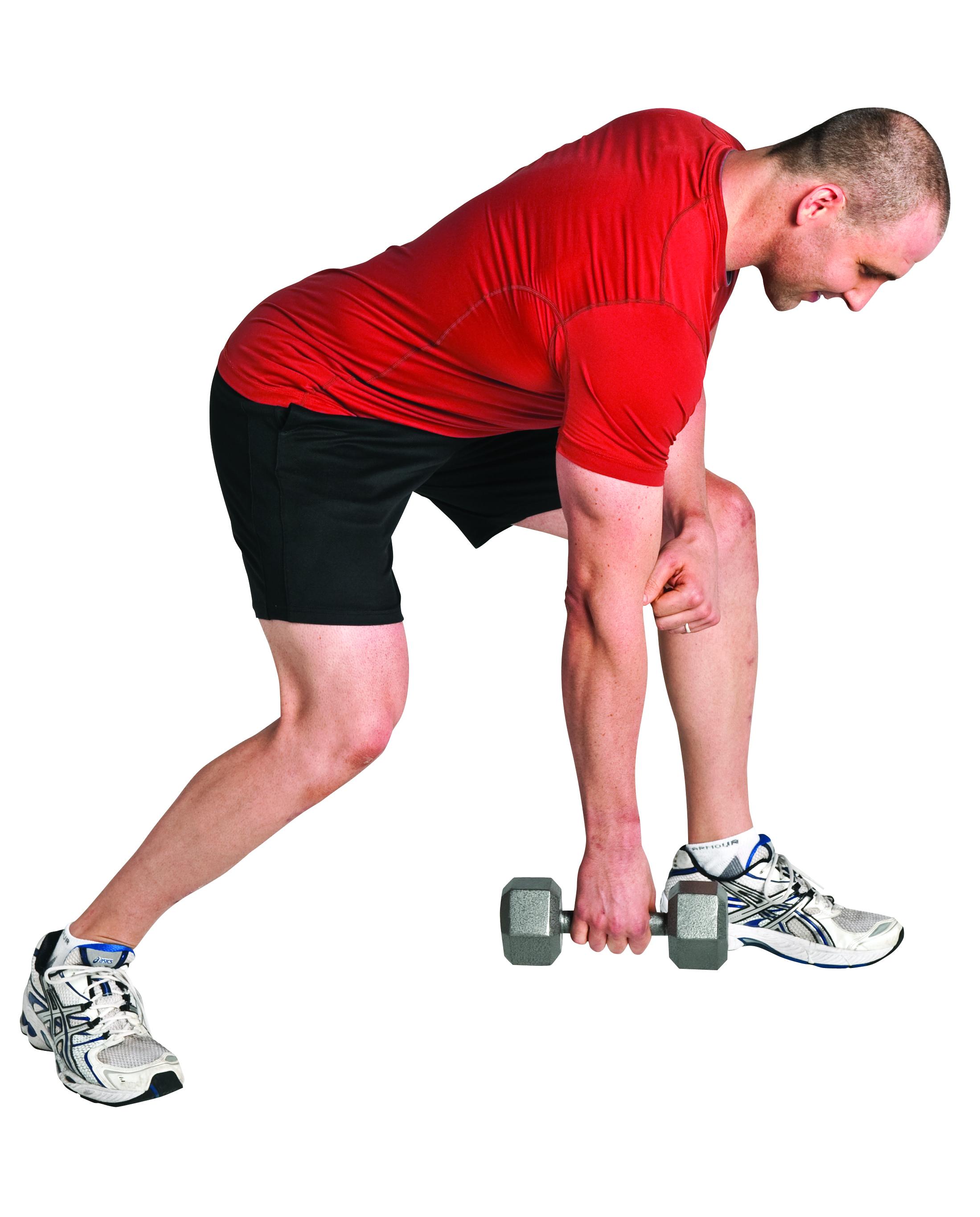 BSA Fitness Twisting Row 1