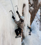 Ice Climbing Video Footer Image