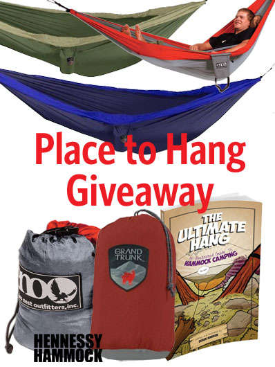 A Place to Hang Welcome Image