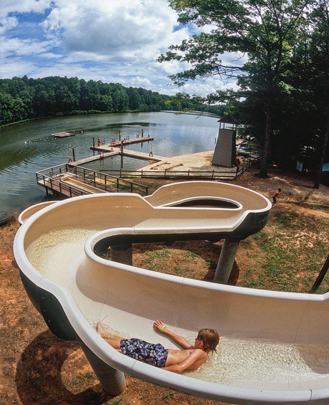Camp Sequoyah, Greater Alabama Council