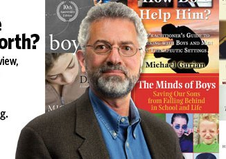 Michael Gurian Scouting Literacy Banner