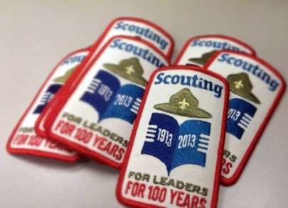 ScoutingMagazineAnniversaryPatches