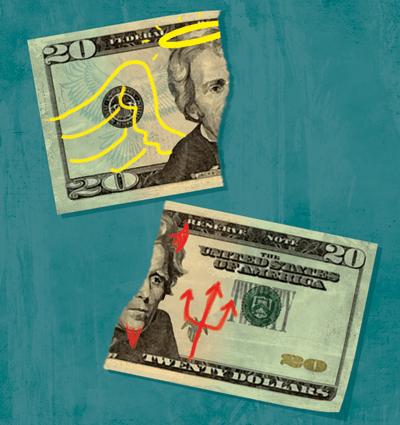 Ethics Finances