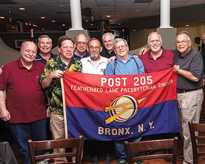 Explorer Post Reunion