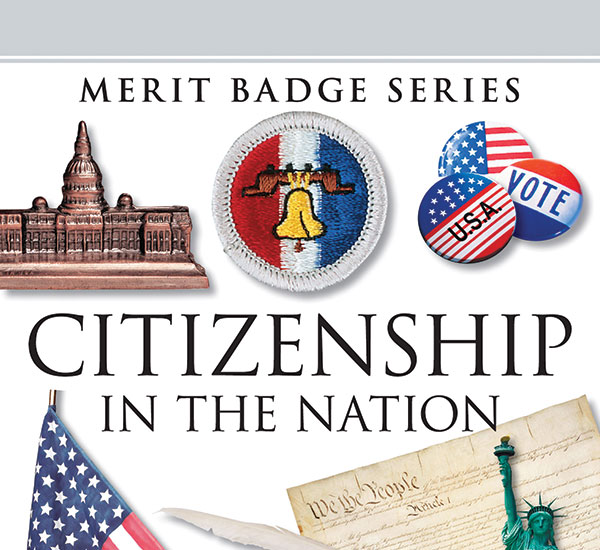 Tips For Teaching The Citizenship In The Nation Merit Badge