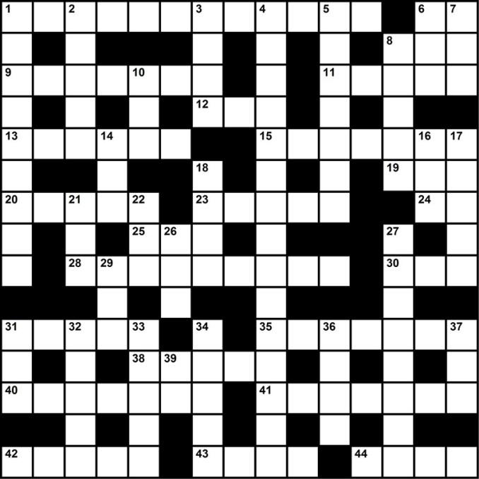 CrosswordHolidays