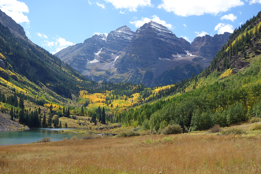 Plan a backpacking trip on Colorado's Four Pass Loop