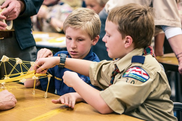 Boy Scout Stem Activities