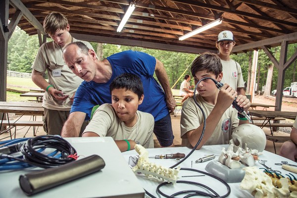 Councils Stem Programs Grow Scouting