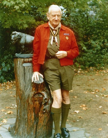 Green Bar Bill The Scoutmaster To The World Scouting