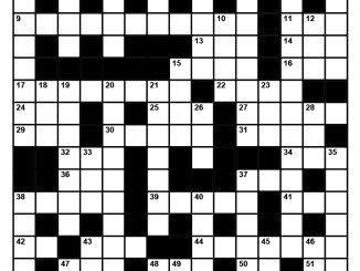 Scouting - Archives Crossword Magazine