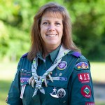 This Scouter helps Venturers plan fun into their busy lives