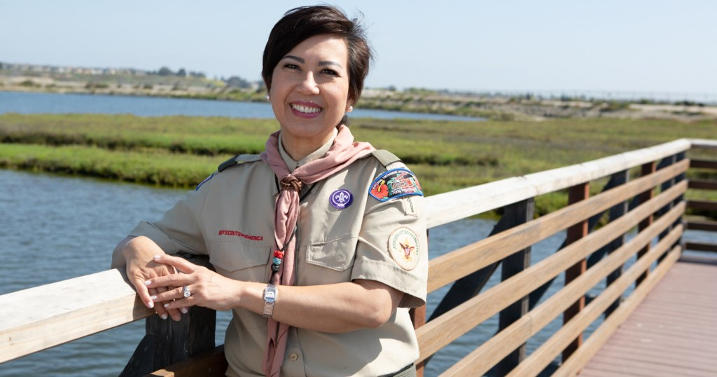 This California Scouter shares how Scouting crosses cultural and generational divides