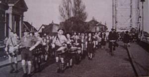 Inhaal Pastoor V. Dijk 1950
