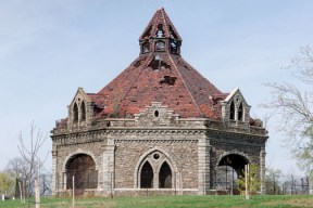 Valve House at Clifton Park