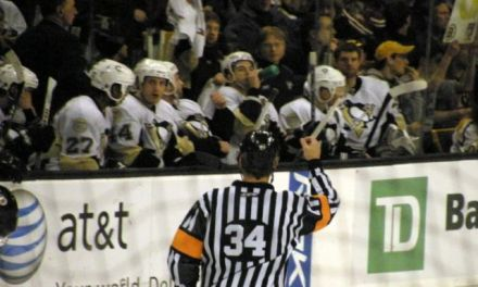 Tonight's NHL Officials – 10/27/14