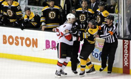 Today's NHL Playoff Referees – 5/4/14