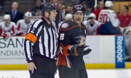 Ref Reading: Hockey Refs Are Out To Get You (If They Already Got The Other Guy)