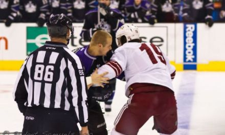 Tonight's NHL Referees & Linesmen – 2/23/15
